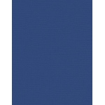 "My Colors Canvas 80 lb. Textured Cardstock Comodore Blue 8.5 x 11; Color: Blue; Format: Sheet; Quantity: 25 Sheets; Size: 8 1/2"" x 11""; Texture: Canvas; Weight: 80 lb; (model E057731), price per 25 Sheets"