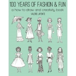 General's® 100 Years of Fashion & Fun Book: Book, Fashion, (model G899B1), price per each