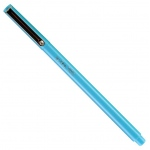 Marvy® Uchida LePen® Fineline Marker Fluorescent Blue: Blue, Dye-Based, Fine Nib, (model MR4300-F3), price per each