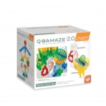 Mindware® Q-BA-MAZE™ 2.0 Starter Stunt Set; Type: Marble; (model MW62068), price per set