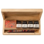 Manuscript Calligraphy Artist Set: Assorted, Acrylic, Calligraphy, (model N4701), price per each