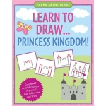 Peter Pauper Press Learn To Draw… Princess Kingdom Book: Book, Drawing, (model PP5589), price per each