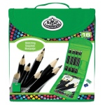 Royal & Langnickel® Keep N' Carry™ Sketching Set; Type: Children's Art Kit, Drawing; (model RTN-164), price per set