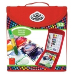 Royal & Langnickel® Keep N' Carry™ Watercolor Painting Set: Children's Art Kit, Watercolor, (model RTN-166), price per set