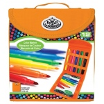 Royal & Langnickel® Keep N' Carry™ Color Marker Set; Type: Children's Art Kit, Marker; (model RTN-168), price per set