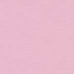 "My Colors Canvas 80 lb. Textured Cardstock Pale Blossom 12 x 12: Pink/Red, Sheet, 25 Sheets, 12"" x 12"", Canvas, 80 lb, (model T051109), price per 25 Sheets"