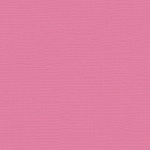 "My Colors Canvas 80 lb. Textured Cardstock Pink Punch 12 x 12; Color: Pink/Red; Format: Sheet; Quantity: 25 Sheets; Size: 12"" x 12""; Texture: Canvas; Weight: 80 lb; (model T051111), price per 25 Sheets"