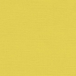 "My Colors Canvas 80 lb. Textured Cardstock Fireflies 12 x 12; Color: Yellow; Format: Sheet; Quantity: 25 Sheets; Size: 12"" x 12""; Texture: Canvas; Weight: 80 lb; (model T054413), price per 25 Sheets"