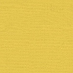 "My Colors Canvas 80 lb. Textured Cardstock Banana Pepper 12 x 12; Color: Yellow; Format: Sheet; Quantity: 25 Sheets; Size: 12"" x 12""; Texture: Canvas; Weight: 80 lb; (model T054414), price per 25 Sheets"