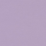 "My Colors Canvas 80 lb. Textured Cardstock Lilac Mist 12 x 12; Color: Purple; Format: Sheet; Quantity: 25 Sheets; Size: 12"" x 12""; Texture: Canvas; Weight: 80 lb; (model T056608), price per 25 Sheets"