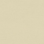 "My Colors Canvas 80 lb. Textured Cardstock Ecru 12 x 12; Color: Brown; Format: Sheet; Quantity: 25 Sheets; Size: 12"" x 12""; Texture: Canvas; Weight: 80 lb; (model T058809), price per 25 Sheets"