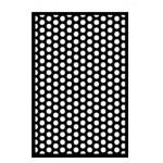 Ranger - Dina Wakley Media - Stencils - Spaced Dots