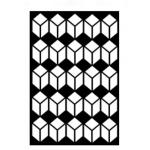 Ranger - Dina Wakley Media - Stencils - Stacked Squares