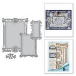 Spellbinders - Stacey Caron - Nestabilities - Waterlilies Decorative Element Die