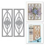 Spellbinders - Stacey Caron - Card Creator - Metro Style Gatefold Die