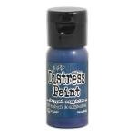 Ranger - Tim Holtz - Distress Paint Flip Cap - Chipped Sapphire 1 oz