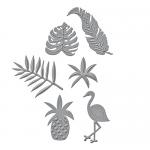 Spellbinders - Shapeabilities - Tropics Die