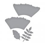 Spellbinders - Shapeabilities - Ruffled Flowers Die