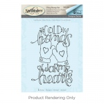 Spellbinders  - Tammy Tutterow -  Cold Hands Stamps