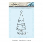 Spellbinders  - Tammy Tutterow -  Merry and Bright Tree Stamps
