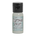 Ranger - Tim Holtz - Distress Paint Flip Cap - Iced Spruce 1 oz