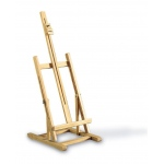 Winsor & Newton™ Eden H-Frame Tabletop Easel: Wood, Tabletop, (model 7006120), price per each