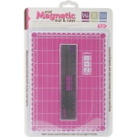 We R Memory Keepers - Mini Magnetic Cutting Mat & Ruler Set