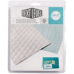 We R Memory Keepers - Next Level Embossing Folders 6x6 2 Pack Wave