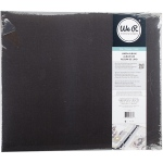 We R Memory Keepers - Linen D - Ring Album 12x12 - Black