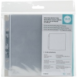 We R Memory Keepers - RingPhoto Sleeves 6x6 - 10 Pack Full Page