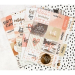 Prima - My Prima Planner - Cardstock Stickers 4 Pack