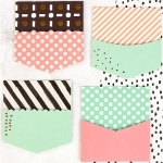Prima - My Prima Planner - Paper Pockets 4 Pack