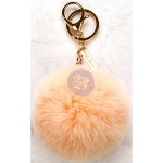 Prima - My Prima Planner - Pom Pom Adornment 2.5in - Frank Garcia Rose Gold