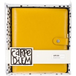 Simple Stories - Carpe Diem - A5 Planner - Marigold