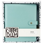 Simple Stories - Carpe Diem - A5 Planner - Robins Egg