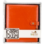 Simple Stories - Carpe Diem - A5 Planner Reset Girl -  - Persimmon