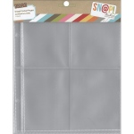Simple Stories - Sn@p! Pocket Pages For 6inX8in Binders 10 Pack Variety Pack