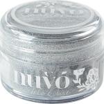Tonic Studios - Nuvo Sparkle Dust - Silver Sequin