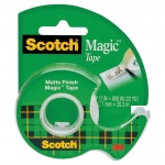 Scotch® SCOTCH MAGIC TAPE .5 INX22 YD, (model 119), price per each