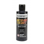Auto-Air Colors™ Airbrush Paint Transparent Jet Black: Black/Gray, Water-Based, 4 oz, Airbrush, (model 4257-04), price per each