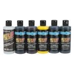 Createx Colors™ Candy2O Cool Set 4oz: Water-Based, Airbrush, (model 4967-C), price per set