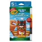 Crayola® NEUTRAL ASST. AIR DRY CLAY, (model 57-2002), price per pack