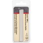 General's® Factis® Mechanical Eraser Refills: Plastic, Refill, (model BM2-3RBP), price per each