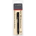 General's® Factis® Mechanical Eraser: Stick, Plastic, Refillable, (model BM2-BP), price per each