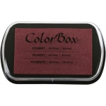 "ColorBox® Full Size Ink Pad Kismet: Purple, Pad, Pigment, 2 1/2""l x 4""w x 1/4""h, (model CS15230), price per each"