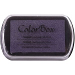 "ColorBox® Full Size Ink Pad Mystical: Purple, Pad, Pigment, 2 1/2""l x 4""w x 1/4""h, (model CS19095), price per each"