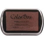 "ColorBox® Full Size Ink Pad Blush: Red/Pink, Pad, Pigment, 2 1/2""l x 4""w x 1/4""h, (model CS19097), price per each"
