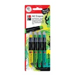 Art Crayon- Set Green Jungle, (model M01409000200), price per set