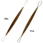 Sculpture House Double Wire End Tools: Set of 2