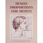 Sculpture House Book: Human Proportions for Artists by Avard T. Fairbanks and Eugene F. Fairbanks